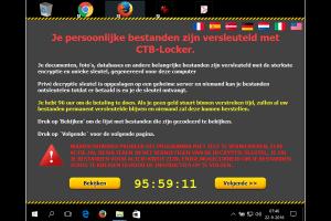 voorbeelden van gijzelsoftware, ransomware, virus, malware, malafide software, cryptoware